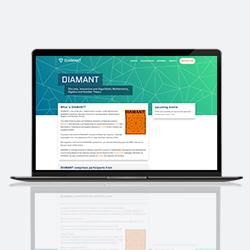 DIAMANT website